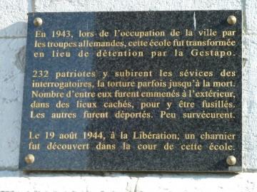 annecy,liberation,souvenir,resistant,guerre,maquis,gestapo