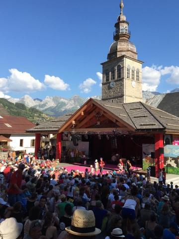 grand-bornand,bonheur des momes,haute-savoie,festival