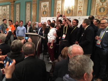 las vegas,ces,numerique,tardy,objets connectes,start-up,france,bpi;business france