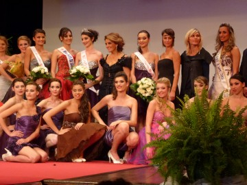 gaillard,miss,defile