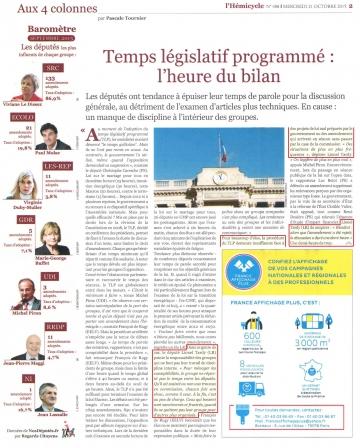 presse,hemicycle,amendement,temps legislatif,seance publique