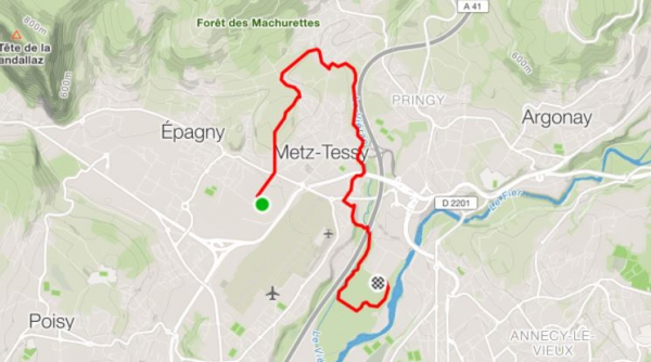 epagny,course,8 kms,tardy,machu run