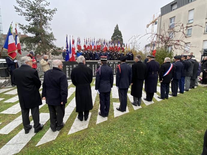 annecy,ceremonie,algerie,anciens combattants,monument,guerre