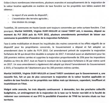 tfnb,taxe,foncier,majoration,communes,gouvernement,plf2016