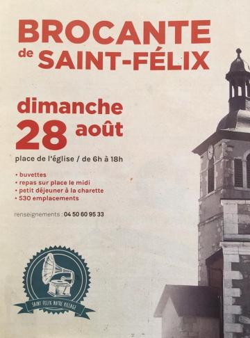 saint-felix,fete foraine,haute-savoie