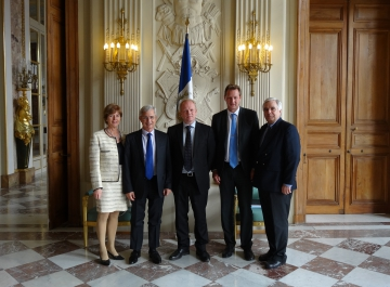 assemblee nationale,groupe d'amitie,france,islande,reunion