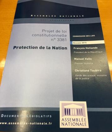 constitution,réforme,déchéance,état d'urgence,vote,congrès,loi