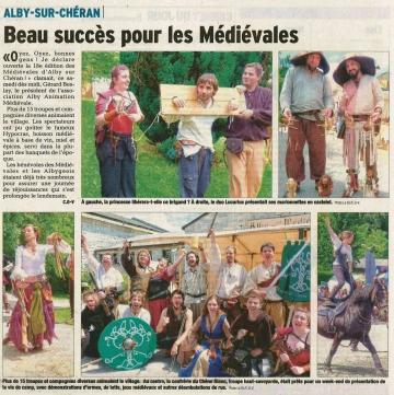 alby-sur-cheran,fete medievale,haute-savoie