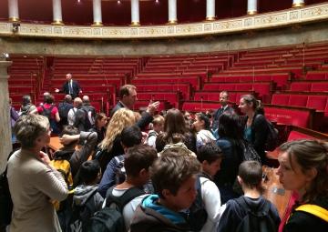 saint-felix,visiste,assemblee,enfants,cm2,parlement des enfants
