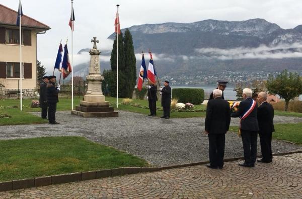 sevriern,ceremonie,11 novembre,monument,armee,armistice