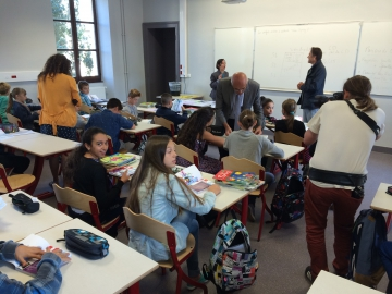 annecy,conseil general,rentree scolaire,college,education,jeunesse,avenir