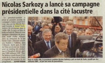 presse,dauphine,nnecy,meeting,presidentielle 2012,sarkozy
