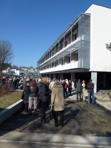 seynod,ecole,college,inauguration,saint-francois