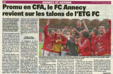 annecy,fc annecy,cfa,football