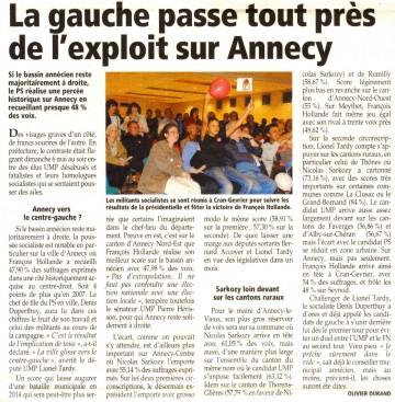 essor,legislatives 2012,lionel tardy,accoyer