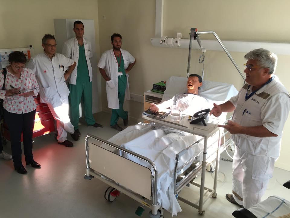 hôpital annecy service ophtalmologie